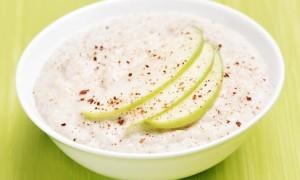 Porridge avoine haitien végane