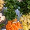 Bouillon légumes haitien ingrédients